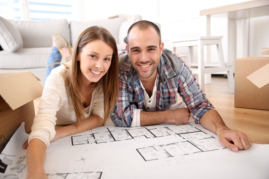 FHA construction loans only require you to pay closing costs prior to construction, with the mortgage automatically converting to a permanent loan after construction is completed. File photo: ShutterStock.com, licensed.